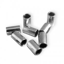 Entrepieza de Metal Latón 3x5mm (Ø2,2mm)