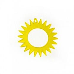 Colgante de Metacrilato Sol 54mm