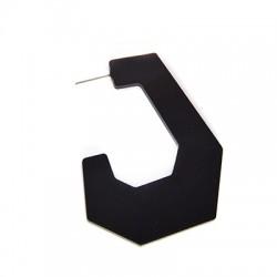 Pendientes de Metacrilato 42x53mm