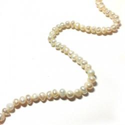 Perla Cultivada Bola Irregular 5mm