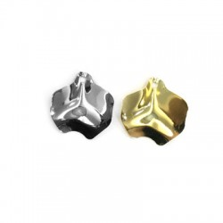 Colgante de Metal Latón 24x28mm