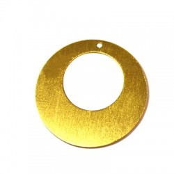 Colgante de Aluminio redondo 50mm