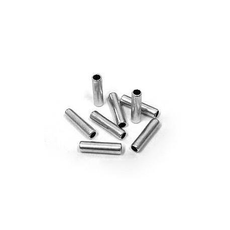 Tubo de Metal Latón 2,5x10mm (Ø 1,5mm)