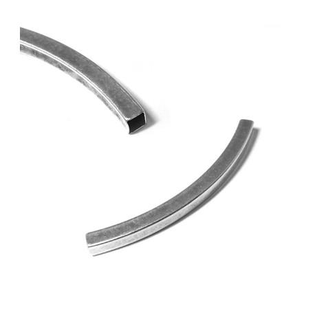Tubo de Metal Latón Curvado 5x68mm (Ø 5mm)