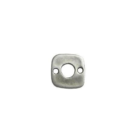 Conector de Metal Zamak Cuadrado 16.5mm