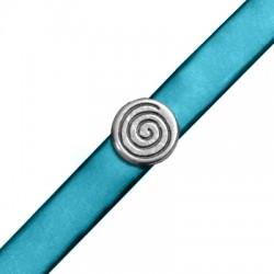 Pasador de Metal Zamak Redondo Espiral 13mm