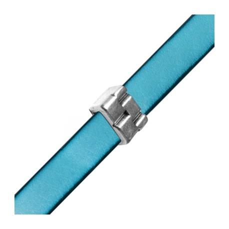 Pasador de Metal Zamak Brazalete 10x15x6mm (Ø 10.2x3mm)