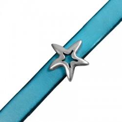 Pasador de Metal Zamak Estrella de Mar 17mm (Ø 10.2x2.2mm)
