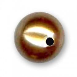 Perla Acrílica ABS Bola 25mm (Ø 3,0mm)