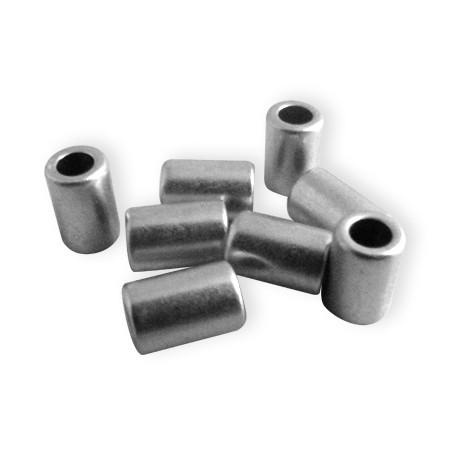 Tubo de Metal Latón 5x7.5mm (Ø 3mm)