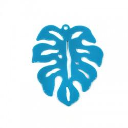 Colgante de Metacrilato Coral 48x59mm