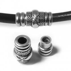 Cierre Magnetico de Metal Zamak Tubo 25x10mm (Ø 5.2mm)