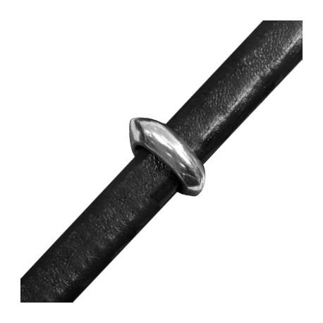 Pasador de Metal Zamak Anilla Ovalada pars Regaliz 15.7x18mm(Ø 7x10mm)