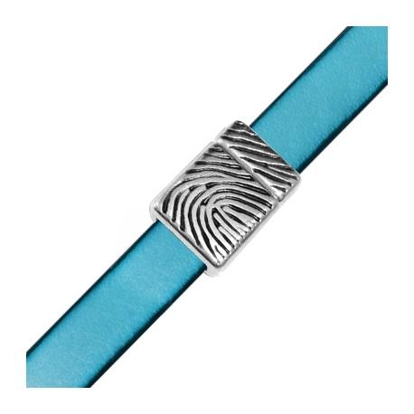 Cierre Magnético de Metal Zamak con Huella 20x14mm (Ø 10,2x2,2mm)