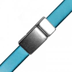 Cierre Magnetico de Metal Zamak 28x13mm (Ø 10x2.2 mm)