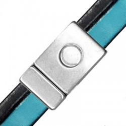 Cierre Magnético de Metal Zamak 18x30mm (Ø 2.9x14.8mm)