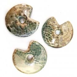 Colgante de Ceramica ~49mm