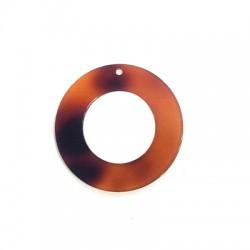 Colgante de Metacrilato Redondo 45mm