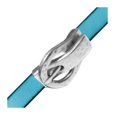 Cierre Magnético de Metal Zamak Hebilla (Ø 10x2.4mm)