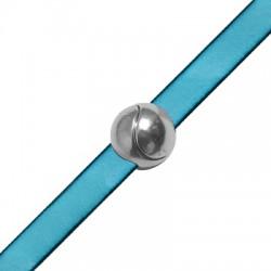 Cierre Magnetico de Metal Zamak Redondo 12mm (Ø 6.8x2.8mm)