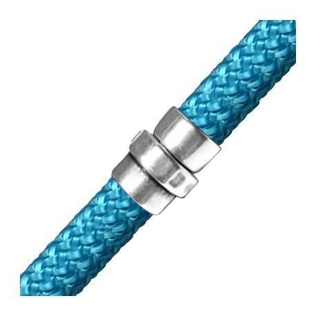 Cierre Magnetico de Metal Zamak 17x14mm (Ø 10mm)