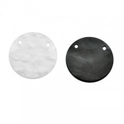 Pieza redonda de Metacrilato 30mm