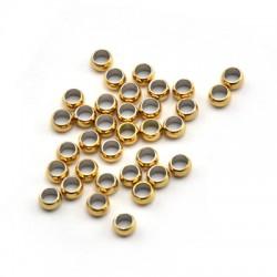 Chafa Bola de Acero Inoxidable 316 4mm (Ø2.4mm)