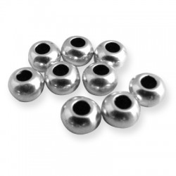 Bola de Metal Latón 6x3.9mm (Ø 2.8mm)