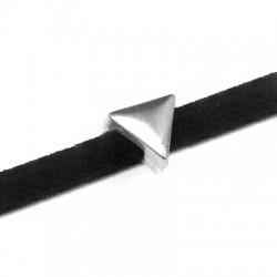 Pasador de Metal Zamak Triangulo 7mm (Ø3.2x2.2mm)