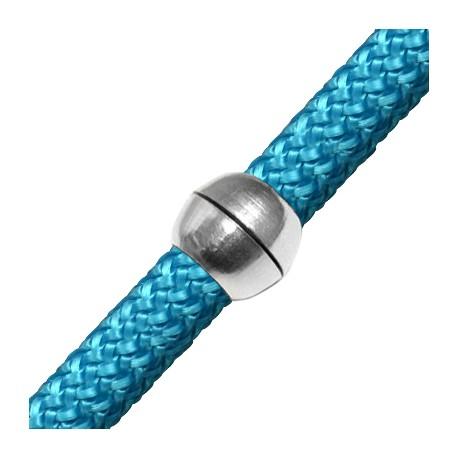 Cierre Magnético de Metal Latón 16.5x6.8mm (Ø 10.5mm)
