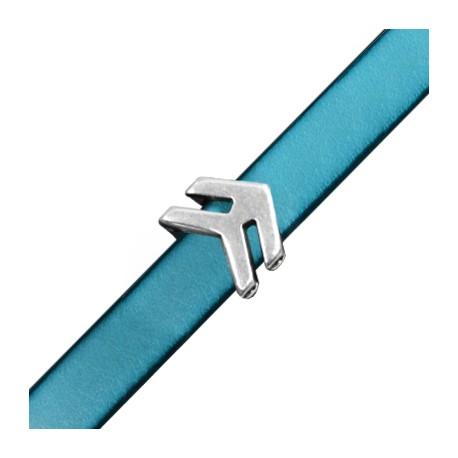 Pasador de Metal Zamak Flecha 11x14mm (Ø10.2x2.2mm)