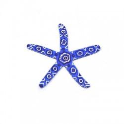 Colgante de Metacrilato Estrella de Mar 60x58mm